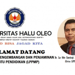 Sambutan Ketua LPPMP